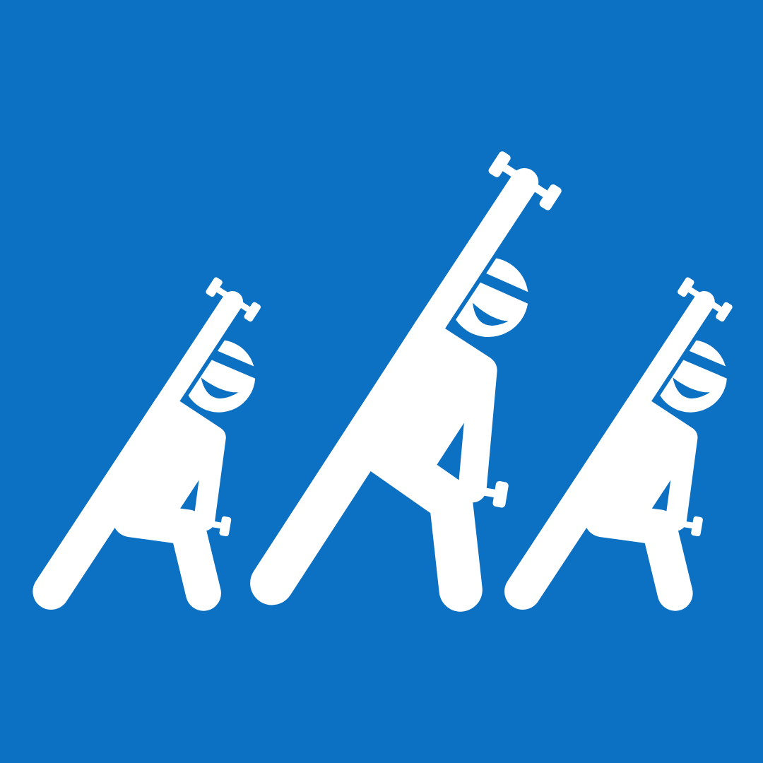 Menopausal women exercising